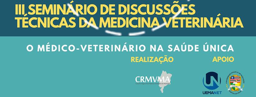 III Seminário de Discussões Técnicas da Medicina Veterinária
